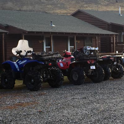 ATV Rentals near West Yellowstone
